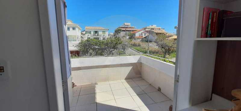 13 Casa Duplex Piratininga - Imobiliária Agatê Imóveis vende Casa Duplex de 170m² Piratininga - Niterói por R 1.190 mil reais. - HTCA40118 - 17