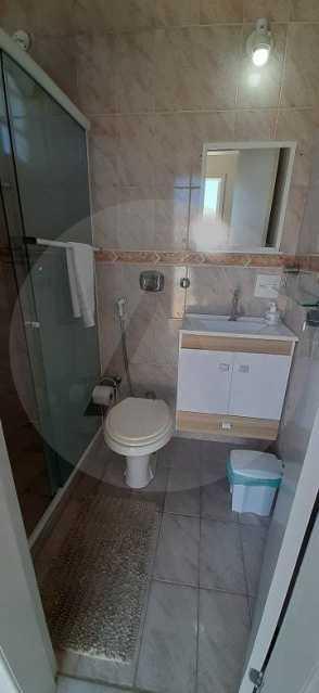 8 Casa Duplex Piratininga - Imobiliária Agatê Imóveis vende Casa Duplex de 170m² Piratininga - Niterói por R 1.190 mil reais. - HTCA40118 - 12