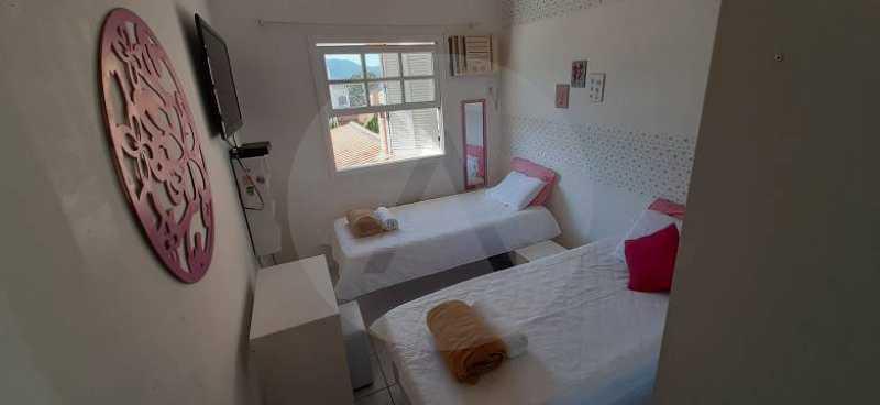 15 Casa Duplex Piratininga - Imobiliária Agatê Imóveis vende Casa Duplex de 170m² Piratininga - Niterói por R 1.190 mil reais. - HTCA40118 - 19