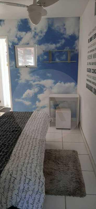 16 Casa Duplex Piratininga - Imobiliária Agatê Imóveis vende Casa Duplex de 170m² Piratininga - Niterói por R 1.190 mil reais. - HTCA40118 - 20