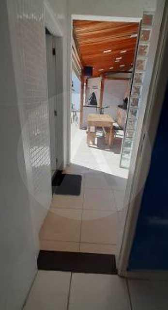 9 Casa Duplex Piratininga - Imobiliária Agatê Imóveis vende Casa Duplex de 170m² Piratininga - Niterói por R 1.190 mil reais. - HTCA40118 - 13