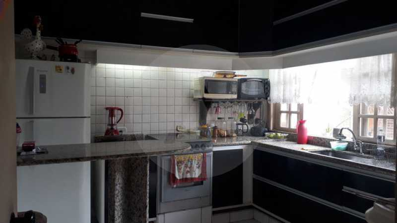 3 Casa Duplex Piratininga - Imobiliária Agatê Imóveis vende Casa Duplex de 290 m² Piratininga - Niterói por R 840 mil reais - HTCA40119 - 4