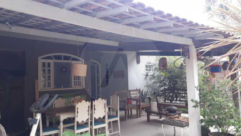 2 Casa Duplex Piratininga - Imobiliária Agatê Imóveis vende Casa Duplex de 290 m² Piratininga - Niterói por R 840 mil reais - HTCA40119 - 3
