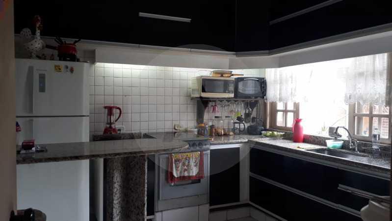 4 Casa Duplex Piratininga. - Imobiliária Agatê Imóveis vende Casa Duplex de 290 m² Piratininga - Niterói por R 840 mil reais - HTCA40119 - 5