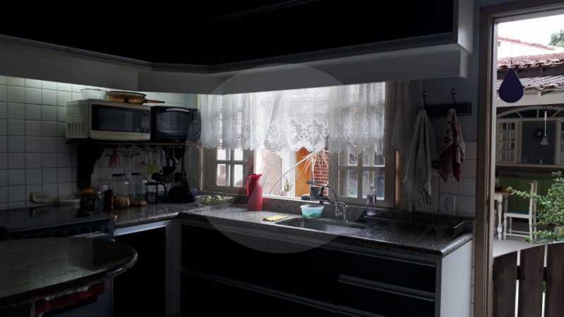 5 Casa Duplex Piratininga. - Imobiliária Agatê Imóveis vende Casa Duplex de 290 m² Piratininga - Niterói por R 840 mil reais - HTCA40119 - 6