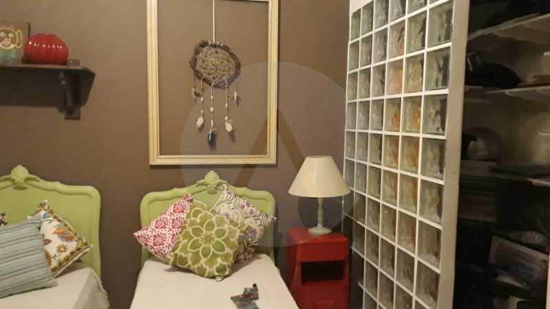 17 Casa Duplex Piratininga. - Imobiliária Agatê Imóveis vende Casa Duplex de 290 m² Piratininga - Niterói por R 840 mil reais - HTCA40119 - 18