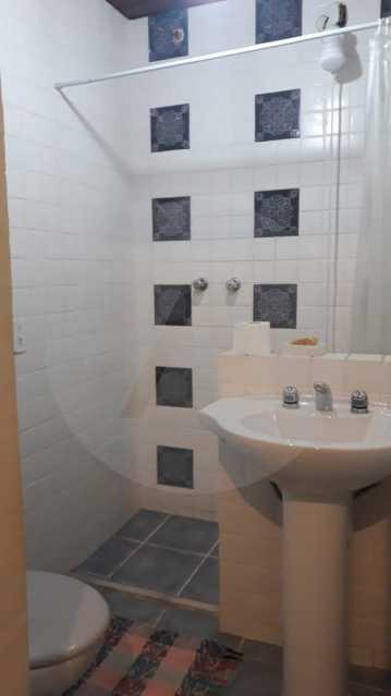 6 Casa Duplex Piratininga. - Imobiliária Agatê Imóveis vende Casa Duplex de 290 m² Piratininga - Niterói por R 840 mil reais - HTCA40119 - 7