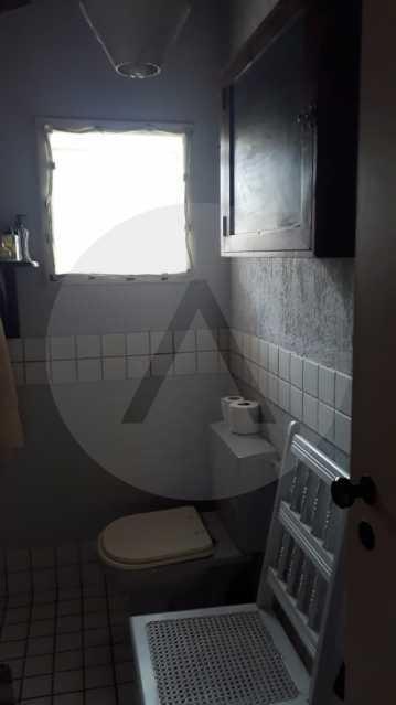 12 Casa Duplex Piratininga. - Imobiliária Agatê Imóveis vende Casa Duplex de 290 m² Piratininga - Niterói por R 840 mil reais - HTCA40119 - 13