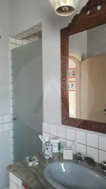 13 Casa Duplex Piratininga. - Imobiliária Agatê Imóveis vende Casa Duplex de 290 m² Piratininga - Niterói por R 840 mil reais - HTCA40119 - 14