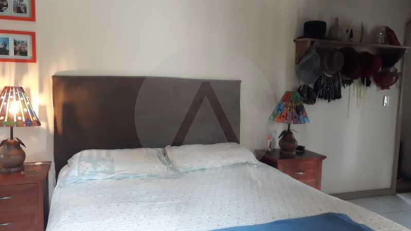 10 Casa Duplex Piratininga. - Imobiliária Agatê Imóveis vende Casa Duplex de 290 m² Piratininga - Niterói por R 840 mil reais - HTCA40119 - 11