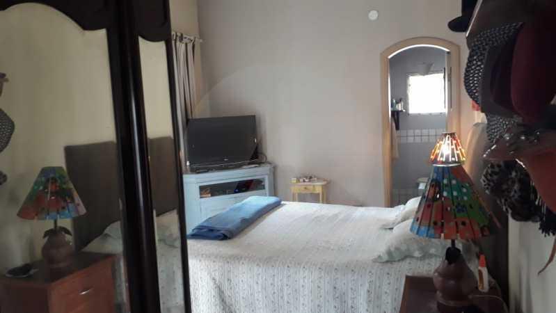 11 Casa Duplex Piratininga. - Imobiliária Agatê Imóveis vende Casa Duplex de 290 m² Piratininga - Niterói por R 840 mil reais - HTCA40119 - 12