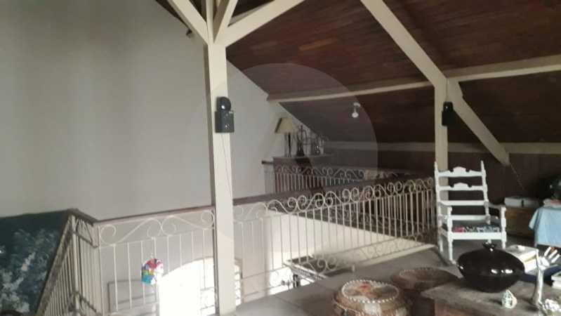 21 Casa Duplex Piratininga. - Imobiliária Agatê Imóveis vende Casa Duplex de 290 m² Piratininga - Niterói por R 840 mil reais - HTCA40119 - 22