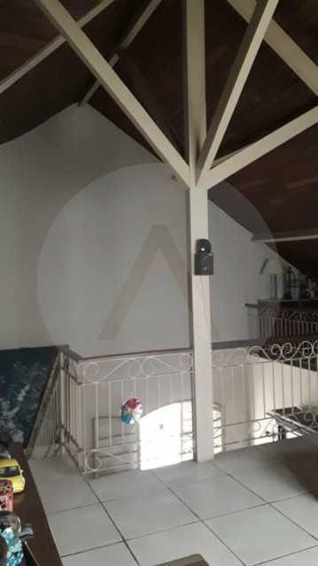22 Casa Duplex Piratininga. - Imobiliária Agatê Imóveis vende Casa Duplex de 290 m² Piratininga - Niterói por R 840 mil reais - HTCA40119 - 23