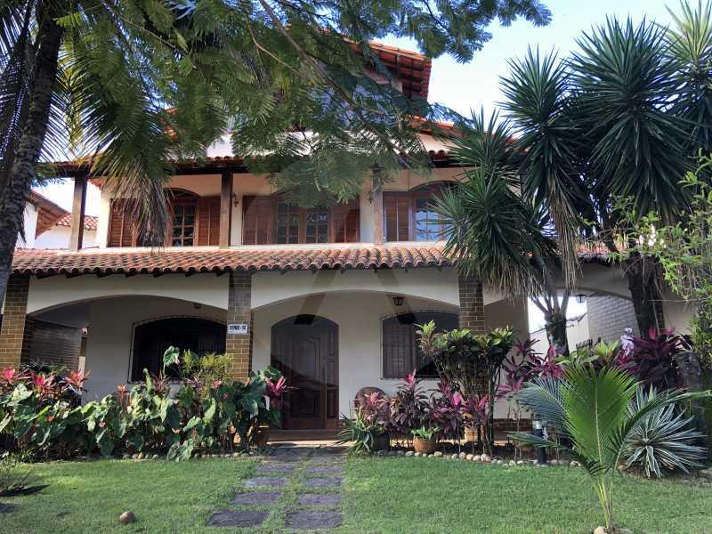 1 Casa Padrão Camboinhas - Imobiliária Agatê Imóveis vende Casa Triplex de 407m² Camboinhas - Niterói por 1.940 mil reais. - HTCA50024 - 1