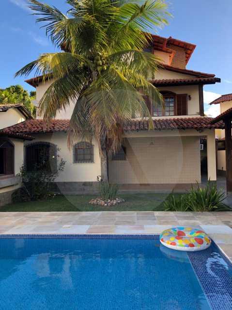 2 Casa Padrão Camboinhas. - Imobiliária Agatê Imóveis vende Casa Triplex de 407m² Camboinhas - Niterói por 1.940 mil reais. - HTCA50024 - 3