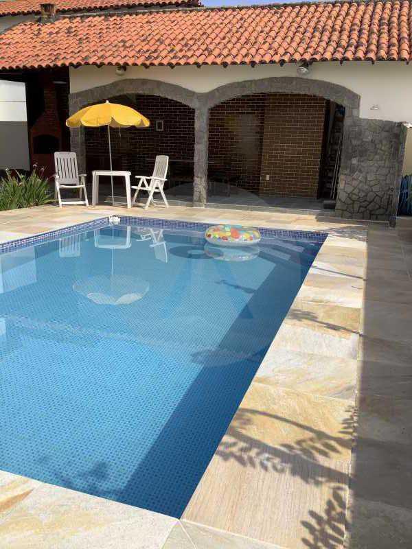 3 Casa Padrão Camboinhas - Imobiliária Agatê Imóveis vende Casa Triplex de 407m² Camboinhas - Niterói por 1.940 mil reais. - HTCA50024 - 4