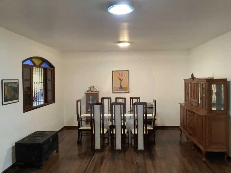 4 Casa Padrão Camboinhas - Imobiliária Agatê Imóveis vende Casa Triplex de 407m² Camboinhas - Niterói por 1.940 mil reais. - HTCA50024 - 5