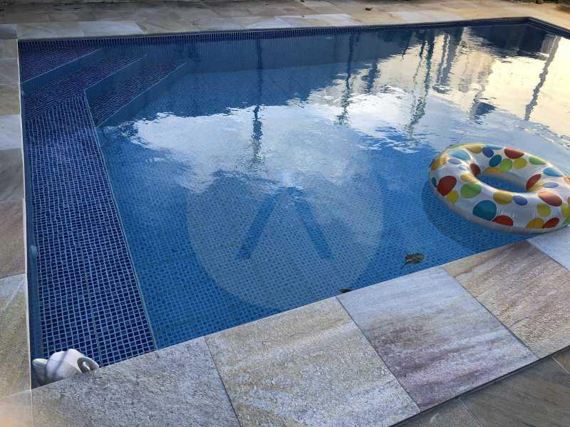 15 Casa Padrão Camboinhas - Imobiliária Agatê Imóveis vende Casa Triplex de 407m² Camboinhas - Niterói por 1.940 mil reais. - HTCA50024 - 16