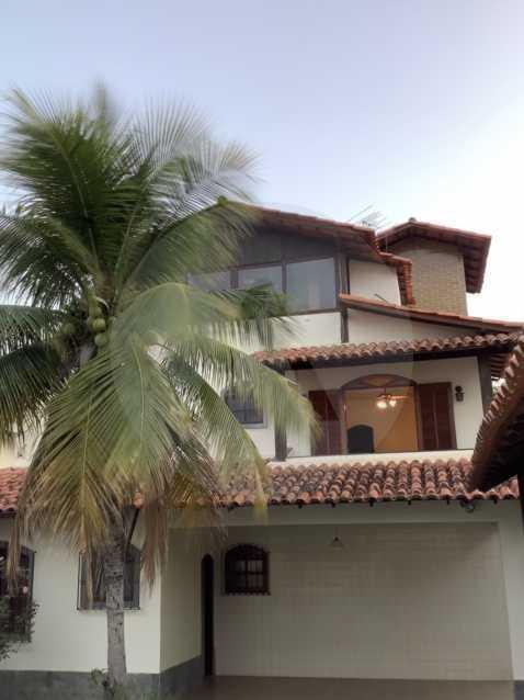 17 Casa Padrão Camboinhas - Imobiliária Agatê Imóveis vende Casa Triplex de 407m² Camboinhas - Niterói por 1.940 mil reais. - HTCA50024 - 18