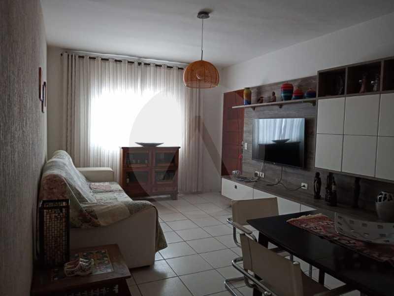 1 Casa Padrão Itaipu. - Imobiliária Agatê Imóveis vende Casa Linear de 120m² Itaipu - Niterói por R 480 mil reais. - HTCA30249 - 1