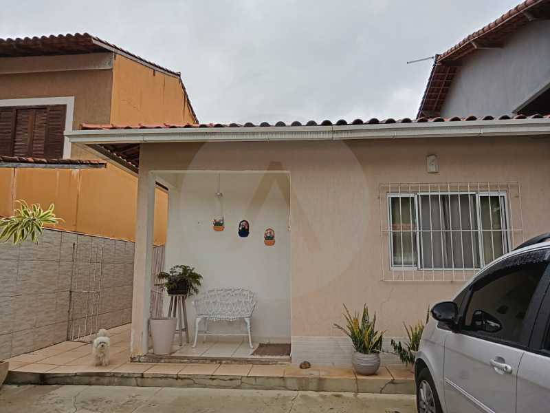 2 Casa Padrão Itaipu. - Imobiliária Agatê Imóveis vende Casa Linear de 120m² Itaipu - Niterói por R 480 mil reais. - HTCA30249 - 3