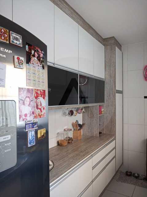 4 Casa Padrão Itaipu. - Imobiliária Agatê Imóveis vende Casa Linear de 120m² Itaipu - Niterói por R 480 mil reais. - HTCA30249 - 5