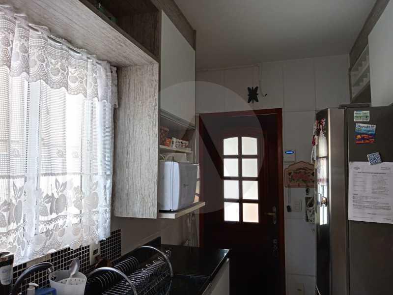 5 Casa Padrão Itaipu. - Imobiliária Agatê Imóveis vende Casa Linear de 120m² Itaipu - Niterói por R 480 mil reais. - HTCA30249 - 6
