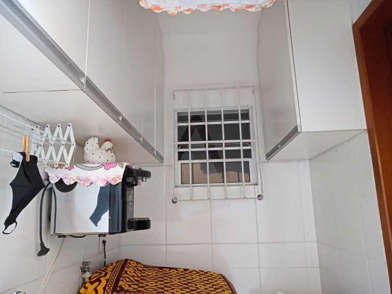 9 Casa Padrão Itaipu. - Imobiliária Agatê Imóveis vende Casa Linear de 120m² Itaipu - Niterói por R 480 mil reais. - HTCA30249 - 10