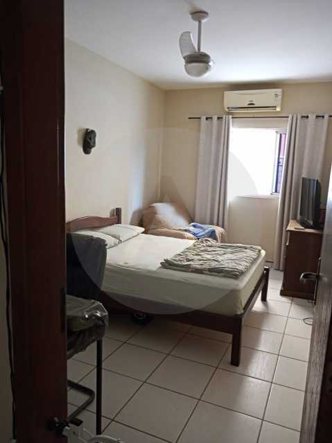 13 Casa Padrão Itaipu. - Imobiliária Agatê Imóveis vende Casa Linear de 120m² Itaipu - Niterói por R 480 mil reais. - HTCA30249 - 14