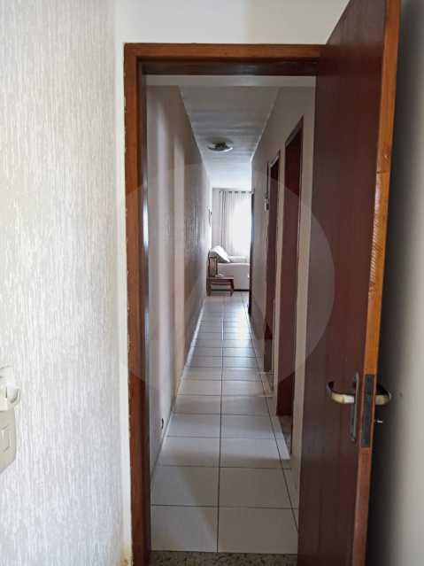 15 Casa Padrão Itaipu. - Imobiliária Agatê Imóveis vende Casa Linear de 120m² Itaipu - Niterói por R 480 mil reais. - HTCA30249 - 16