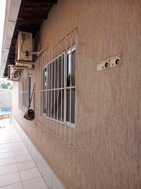 16 Casa Padrão Itaipu. - Imobiliária Agatê Imóveis vende Casa Linear de 120m² Itaipu - Niterói por R 480 mil reais. - HTCA30249 - 17