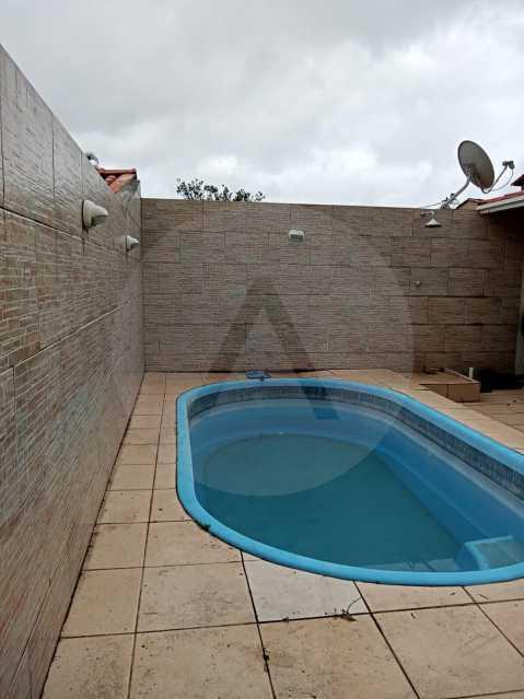 18 Casa Padrão Itaipu. - Imobiliária Agatê Imóveis vende Casa Linear de 120m² Itaipu - Niterói por R 480 mil reais. - HTCA30249 - 19