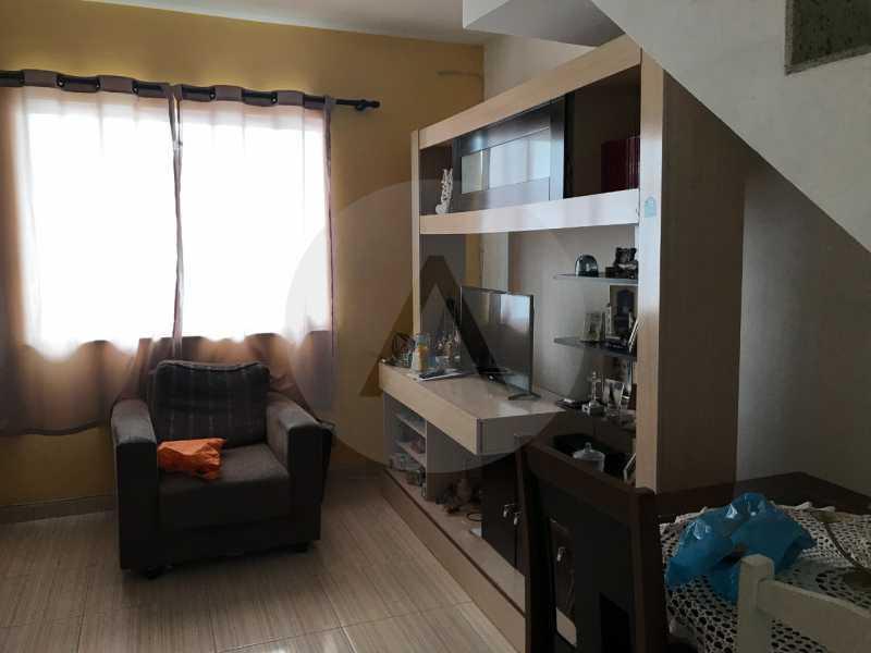 2 Casa Condomínio Itaipu. - Imobiliária Agatê Imóveis vende casa em condomínio Itaipu-Niterói por R$295 mil. OPORTUNIDADE! - HTCN30107 - 3