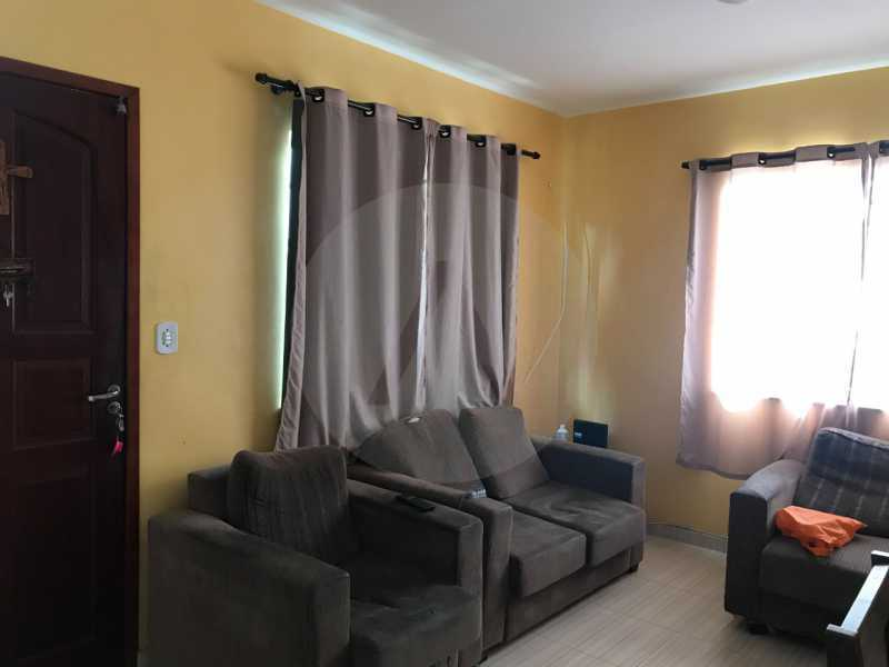 3 Casa Condomínio Itaipu. - Imobiliária Agatê Imóveis vende casa em condomínio Itaipu-Niterói por R$295 mil. OPORTUNIDADE! - HTCN30107 - 4