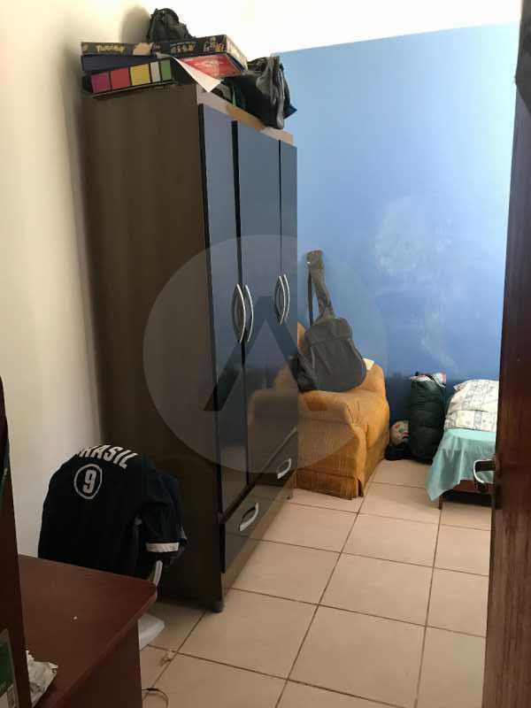 14 Casa Condomínio Itaipu. - Imobiliária Agatê Imóveis vende casa em condomínio Itaipu-Niterói por R$295 mil. OPORTUNIDADE! - HTCN30107 - 15
