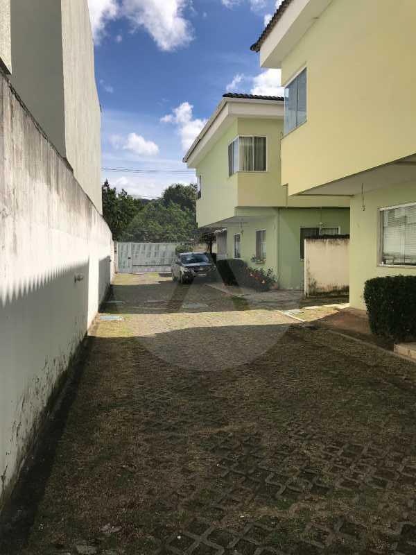 23 Casa Condomínio Itaipu. - Imobiliária Agatê Imóveis vende casa em condomínio Itaipu-Niterói por R$295 mil. OPORTUNIDADE! - HTCN30107 - 24