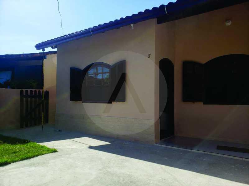 1 Casa Condomínio Itaipu. - Imobiliária Agatê Imóveis vende Casa em Condomínio de 70m² Várzea das Moças - Niterói por 320 mil reais. - HTCN20049 - 1
