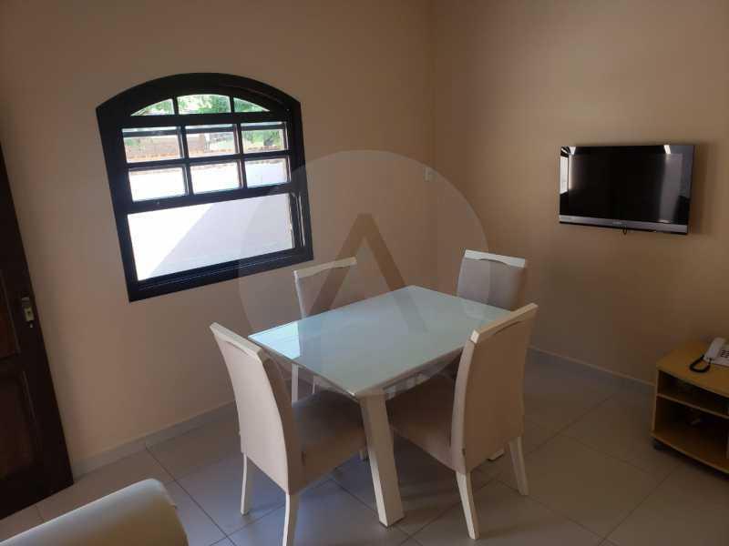 5 Casa Condomínio Itaipu. - Imobiliária Agatê Imóveis vende Casa em Condomínio de 70m² Várzea das Moças - Niterói por 320 mil reais. - HTCN20049 - 6