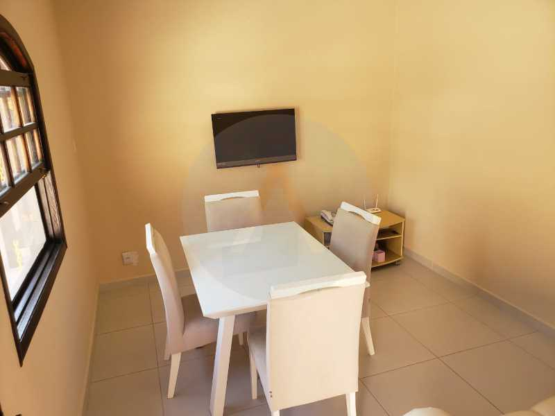 6 Casa Condomínio Itaipu. - Imobiliária Agatê Imóveis vende Casa em Condomínio de 70m² Várzea das Moças - Niterói por 320 mil reais. - HTCN20049 - 7