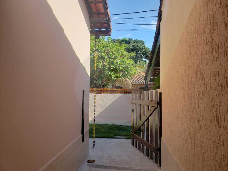 14 Casa Condomínio Itaipu. - Imobiliária Agatê Imóveis vende Casa em Condomínio de 70m² Várzea das Moças - Niterói por 320 mil reais. - HTCN20049 - 15