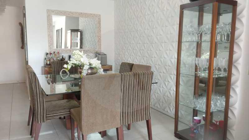 4 Apartamento Garden Piratinin - Imobiliária Agatê Imóveis vende Apartamento Garden com 120m² - Trevo de Piratininga - Niterói. - HTAP30046 - 5