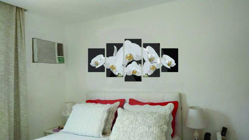 15 Apartamento Garden Piratini - Imobiliária Agatê Imóveis vende Apartamento Garden com 120m² - Trevo de Piratininga - Niterói. - HTAP30046 - 16