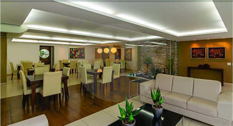 28 Apartamento Garden Piratini - Imobiliária Agatê Imóveis vende Apartamento Garden com 120m² - Trevo de Piratininga - Niterói. - HTAP30046 - 29