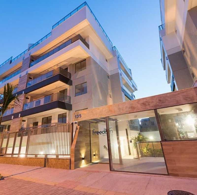1 Apartamento Padrão Piratini - Imobiliária Agatê Imóveis vende Apartamento de 90 m² Piratininga - Niterói por 750 mil reais. - HTAP20037 - 1