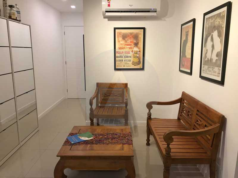 3 Apartamento Padrão Piratini - Imobiliária Agatê Imóveis vende Apartamento de 90 m² Piratininga - Niterói por 750 mil reais. - HTAP20037 - 4