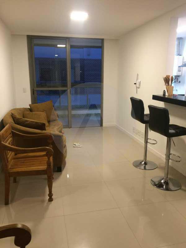 4 Apartamento Padrão Piratini - Imobiliária Agatê Imóveis vende Apartamento de 90 m² Piratininga - Niterói por 750 mil reais. - HTAP20037 - 5