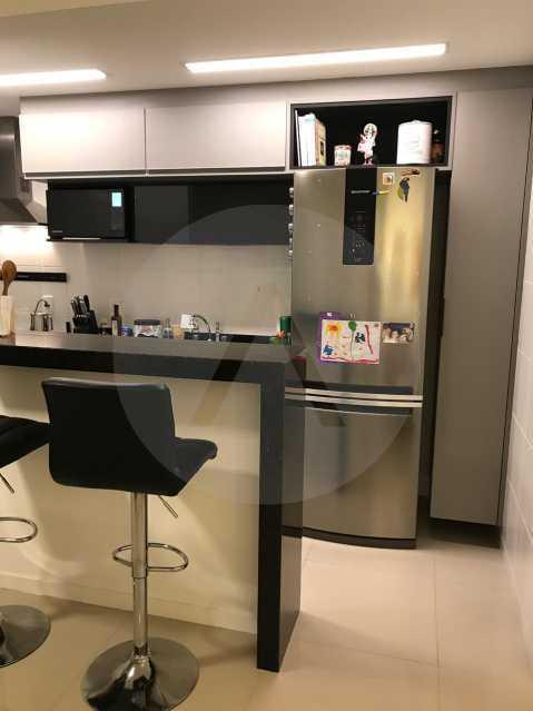 5 Apartamento Padrão Piratini - Imobiliária Agatê Imóveis vende Apartamento de 90 m² Piratininga - Niterói por 750 mil reais. - HTAP20037 - 6