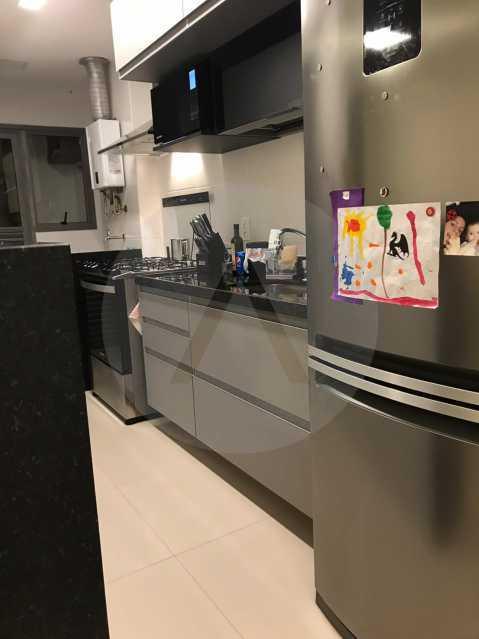 7 Apartamento Padrão Piratini - Imobiliária Agatê Imóveis vende Apartamento de 90 m² Piratininga - Niterói por 750 mil reais. - HTAP20037 - 8