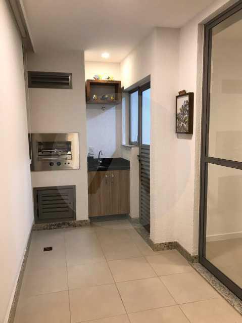 9 Apartamento Padrão Piratini - Imobiliária Agatê Imóveis vende Apartamento de 90 m² Piratininga - Niterói por 750 mil reais. - HTAP20037 - 10