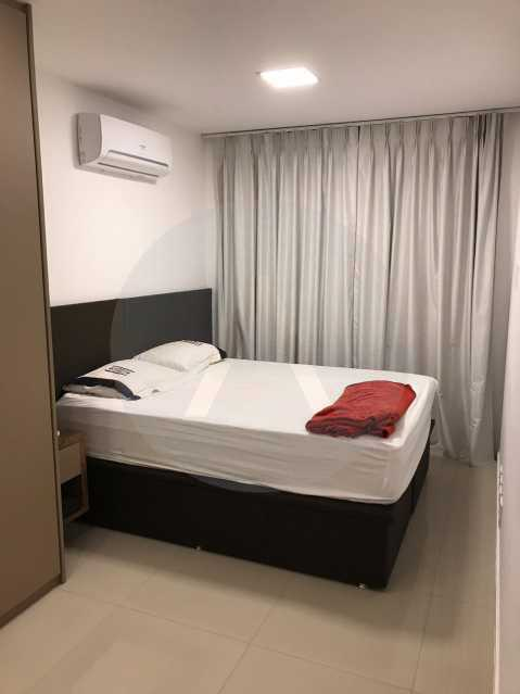 12 Apartamento Padrão Piratin - Imobiliária Agatê Imóveis vende Apartamento de 90 m² Piratininga - Niterói por 750 mil reais. - HTAP20037 - 13